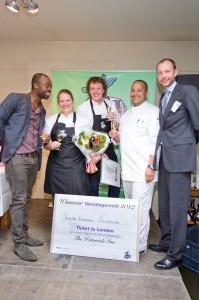 Winnaars Variatiegerecht van het Jaar 2012
