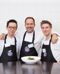 Bruce Tang, Thomas Geraedts en Stephan Bax_Spelt_
