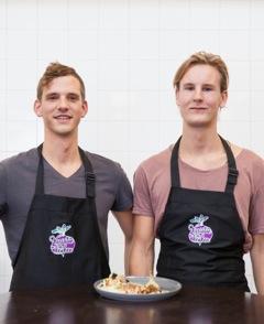 Stijn Knaapen en Joep de Jong_Vaartsche Rijn