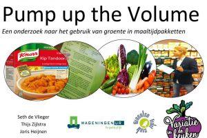 Onderzoek groente