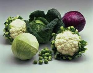 Kruisbloemige groente