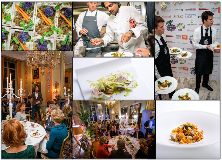 The Different Dinner 2014 - groot succes
